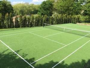 Интеллектуальный отдых в спортивном клубе «Tennis Stars»